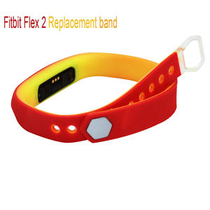 Fitbit Flex 2 Replacement Bands-Double Color Mixed Wristband Strap For Fitbit Flex 2 Fitness Bracelet