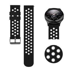 20mm Smart Watch Band Bracelet Strap For Samsung Gear S2 Classic (SM-R732,SM-R735)
