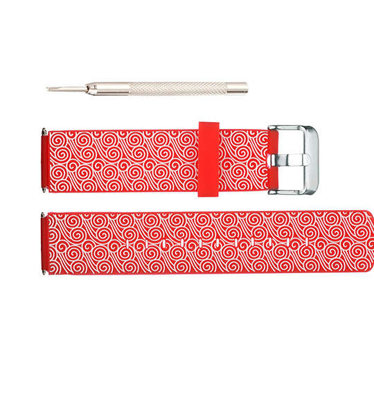 20mm Smart Watch Band Bracelet Strap for Samsung Gear S2 Classic (SM-R7320,SM-R735)