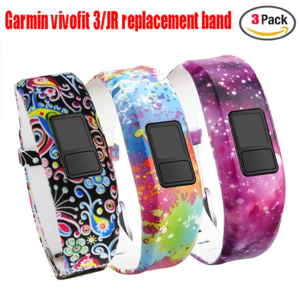 Garmin Vivofit 3 Band,vivofit 3 strap, Garmin vivofit JR replacement band