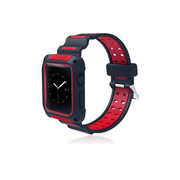 TPU Apple Watch Bands with Buckle for Men