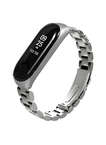 Milanese Stainless Steel Xiaomi Mi Band 3 Watch Bands with Clasp
