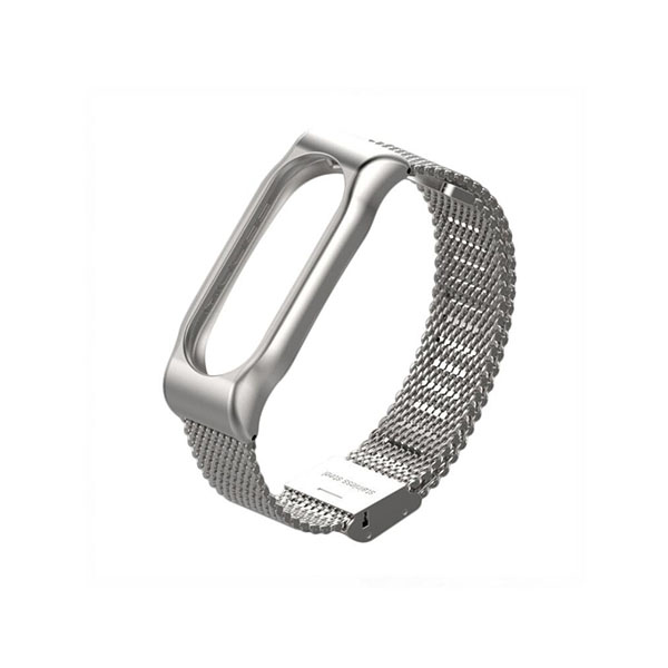 Stainless Steel Milanese Xiaomi Mi Band 2 Watch Bands Xiaomi 2 with Case