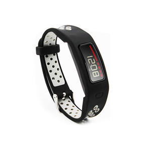 Dual Colors Replacement Silicone Garmin Vivofit Bands For Garmin Vivofit 1