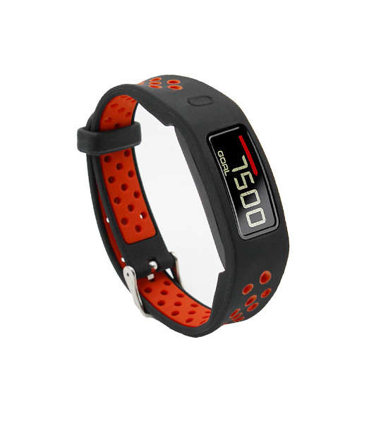 Dual Colors Replacement Silicone Garmin Vivofit Bands for Garmin vivofit 2