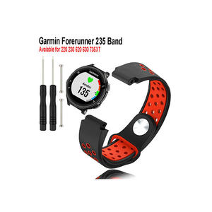 Replacement Silicone Garmin Forerunner 235 Watch Bands