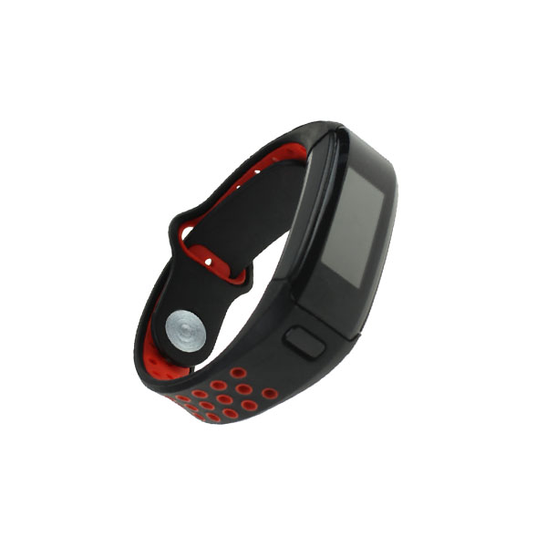 Dual Colors Nike Style Replacement Silicone Garmin Vivosmart HR Watch Bands ( Split Style)