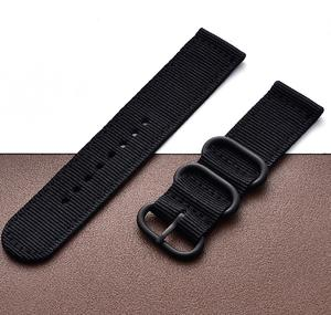 22mm Watch Bands Nato Smart Watch Bands with Buckle