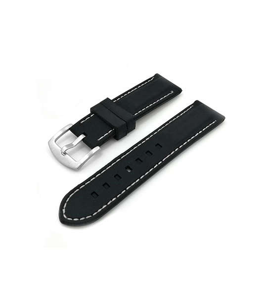 20mm/22mm/24mm/26mm Watch Bands Silicone Smart Watch Bands with line