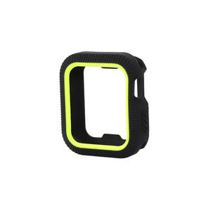 Dual Colors Apple Watch Cover Case For Apple Watch 4 40mm 44mm