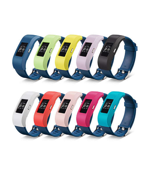 Pure Colors Fitbit Charge 2 Watch Cover Case For Fitbit Charge 2 Watch
