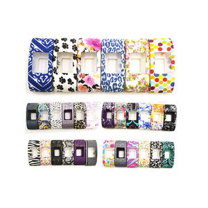 Water Transfer Printing Fitbit Charge 2 Watch Cover Case