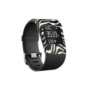 Water Transfer Printing Fitbit Surge Watch Cover Case