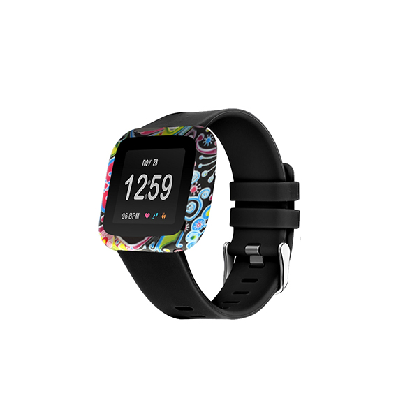 Water Transfer Printing Fitbit Versa Watch Cover Case For Fitbit Versa Watch