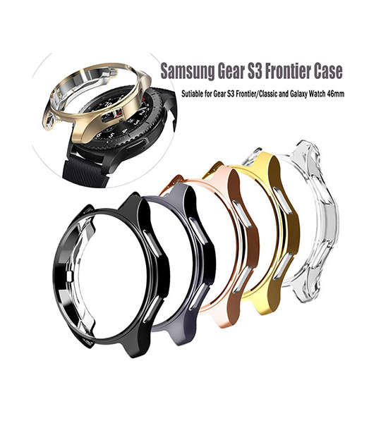 TPU Watch Cover Case Samsung Gear S3 Watch Case for Samsung Gear S3