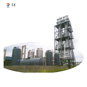 best price wastes derive oil distillation tower factory