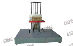 200KG 2100*1700*2800mm Lab Drop Tester For Heavy Package With AC Power 380V 50Hz