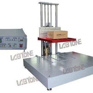 Free Fall Big Drop Test Machine For Large Package with ISO2248-72, IEC68-2-27 Standards