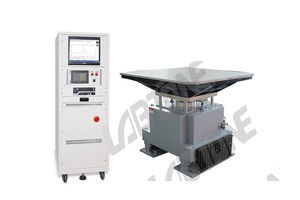 1000*1000 mm Bump Test Machine For Electronic Display Shock Test Meet GB Standard