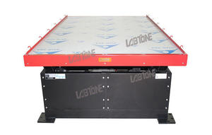 1000Kg Payload Impact / Unloading / Jump / Vibration Table Testing Equipment