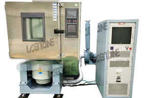 Climatic Test Chamber and Vibration Simulation System For Parts Duribility Test