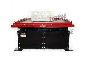 1 Inch Displacement Mechanical Vibration Table For All Kinds of Package