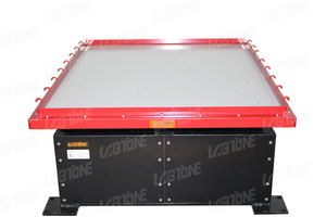 Low frequency mechanical vibration table transportation simulators for packaging vibration test
