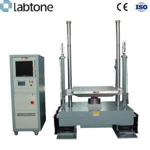 200KG Half Sine Shock Test Equipment For Consumer Electronics Impact Testing