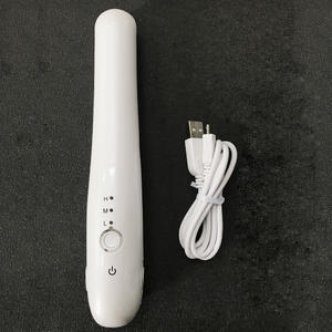Custom Logo MCH Heater Mini USB Cabel Power Bank Rechargeable Cordless Hair Straightener