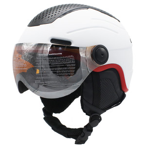 casco da sci con visiera SP-S718V Bluetooth Helmet Factory