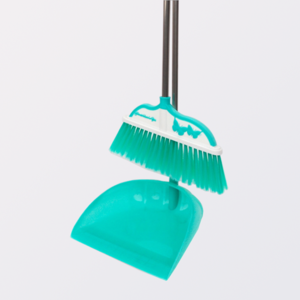 Advanced broom and dustpan set, household cleaning supplier