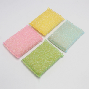 OEM magic cleaning sponge, dish washing sponge, sponge scourer exporter