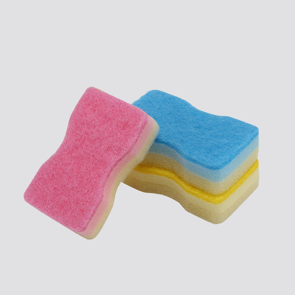 kitchen cleaning dish washing sponge scouring pad