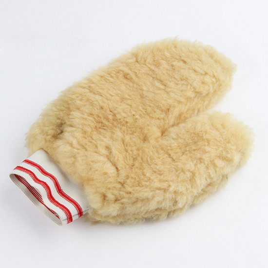 woolen wash mitt car wash glove