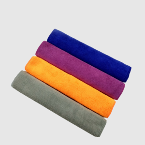 custom Absorbent Terry, microfiber terry, car cleaning cloth hair towel price