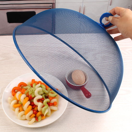 Mesh Food Cover Round Metal Food Cover Factory Direct