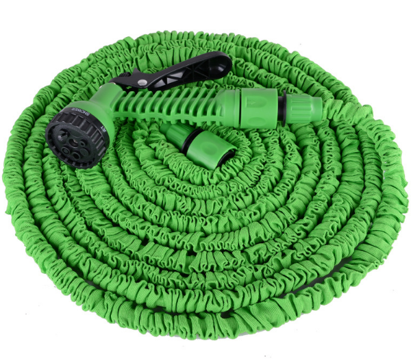 magic hose high pressure water gun telescopic hose set for car washing or water the garden