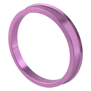 high quality aluminum hub ring manufacturer