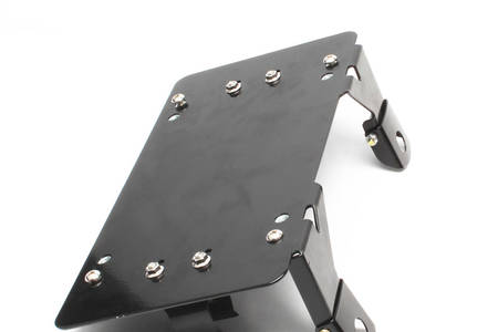 License Plate Mount Bracket