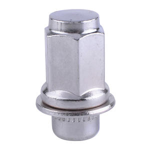 21mm Hex Mag Lug Nuts Closed End 14x1.5 12x1.5 12x1.25 9/16-18 1/2-20