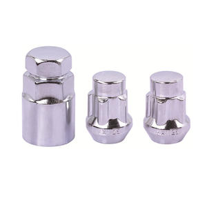 Closed End Lug Nut Set M12X1.5 M12X1.25