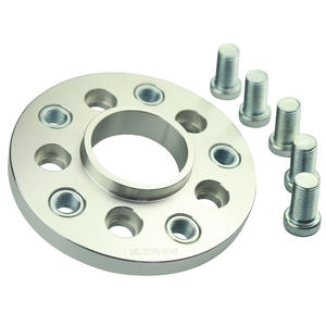 Hub Centric 5x100 5x112 Wheel Spacer Aluminum 15mm