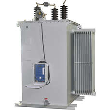 China 32-step single phase oil immersed voltage regulator manufacturer