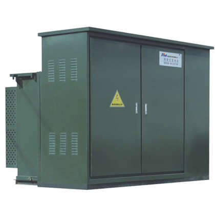 three phase pad-mounted transformer