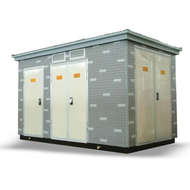 Prefabricated substation