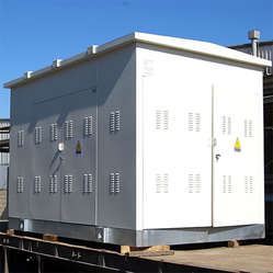 Package unit substation