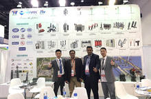 Wenzhou Rockwell Transformer Co.,Ltd in  MEE EXHIBITION 2018