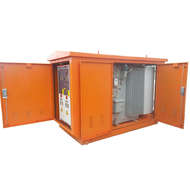 Intelligent compact substation