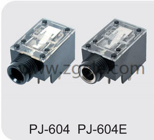 High quality quarter inch jack exportes