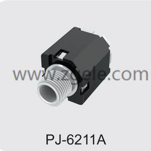 High quality headset connector supplier,PJ-6211A